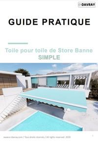 Guide pratique store banne
